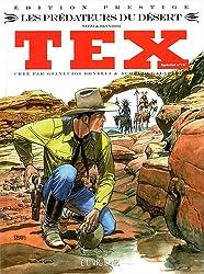 Tex spécial, Tome 16 : Les prédateurs du désert