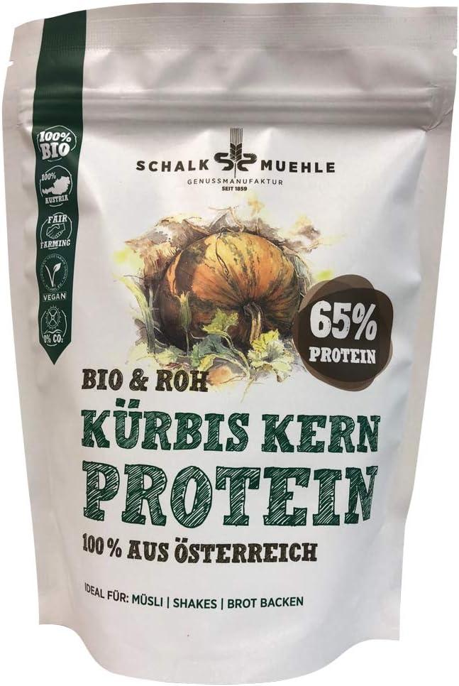 Proteína de calabaza en polvo 350 g – 100% Bio Orgánica
