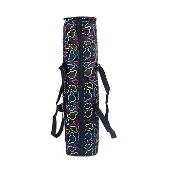 SHUNYUS Yoga Mat Bag,Full-Zip Exercise Yoga Mat Carry Bag ...