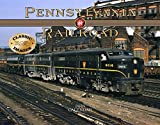 Pennsylvania Railroad 2016 Calendar 11x14 by Tide-mark Classic Train Series (2015-07-30)