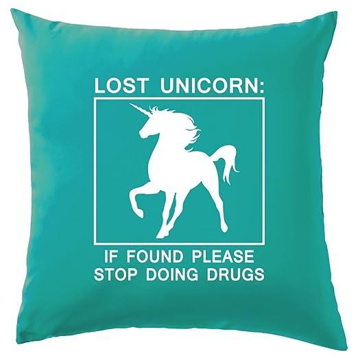 Dressdown Lost Unicorn, si encuentra dejar de hacer drogas ...