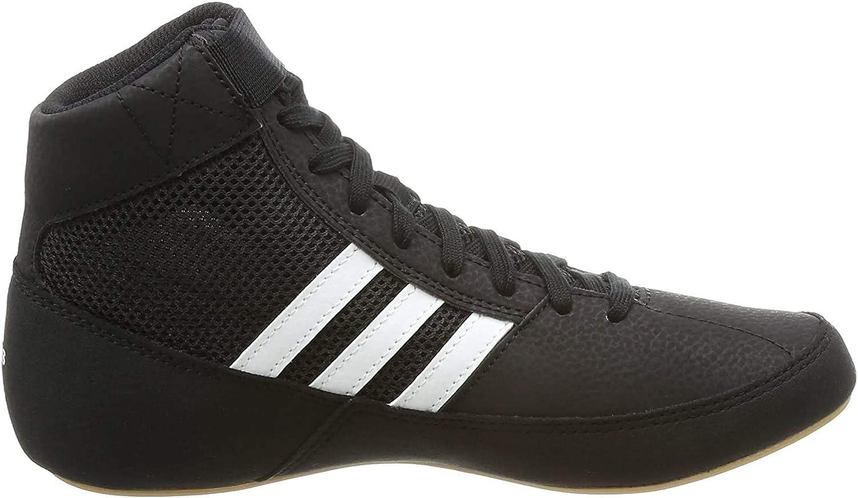 adidas HVC K Zapatos de Boxeo Unisex Ni/ños