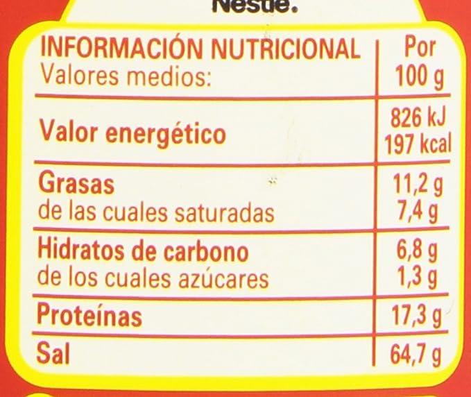 Maggi - Cubitos de verduras deshidratado - 24 cubos - [pack de 4]