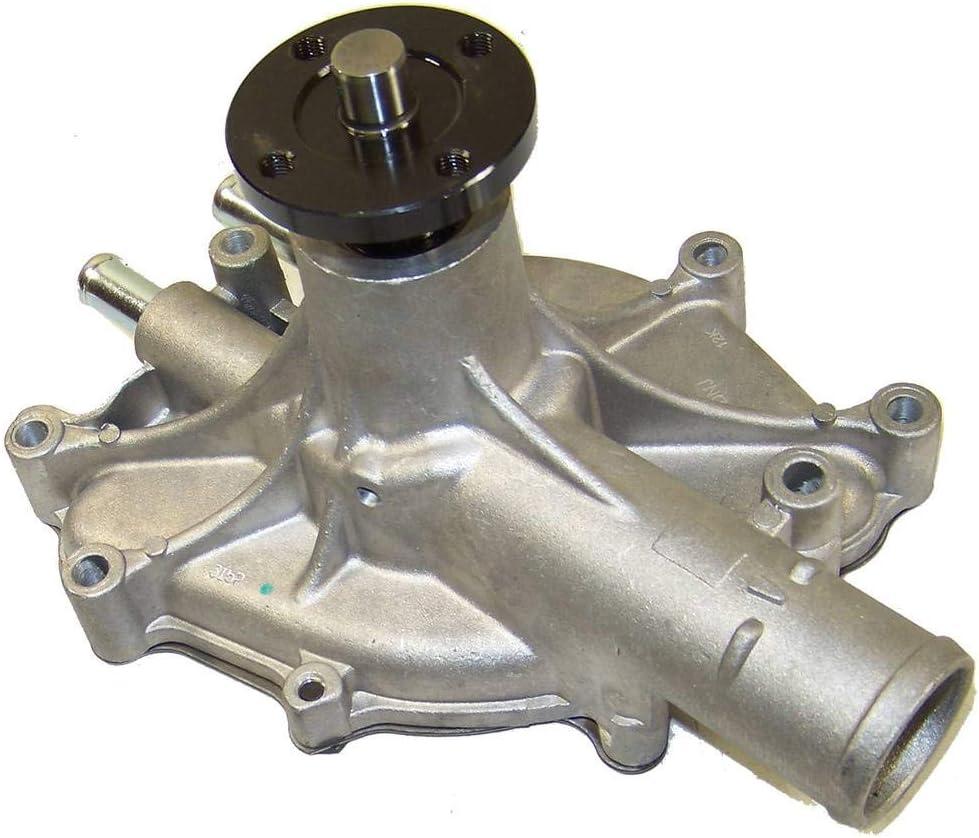 F-150 VIN R DNJ WP4113 Water Pump//For 1987-1997// Ford//Bronco F-350//5.0L F-250 HD F-250 351cid // VIN N E-150 E-250 5.8L// OHV// V8// 16V// 302cid