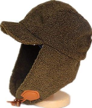 Sombrero De Invierno,Bombardero Invierno Cálido Orejeras Gorra A ...