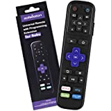SofaBaton R2 Universal Remote Control Replacement for Roku Streaming Player,13 Extra IR Learning Power Volume/Mute…