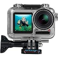 Wodoodporny pokrowiec do nurkowania do kamery sportowej DJ Osmo, zamiennik wodoodpornej obudowy pokrowiec ochronny do…