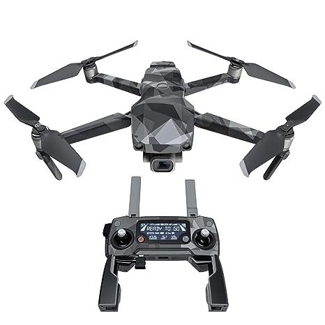 846cdb20dc8 Amazon.com: Starkiller Decal Kit for DJI Mavic 2/Zoom Drone ...