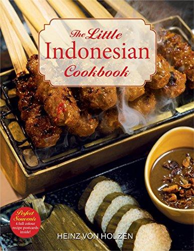 The Little Indonesian Cookbook by Heinz von Holzen