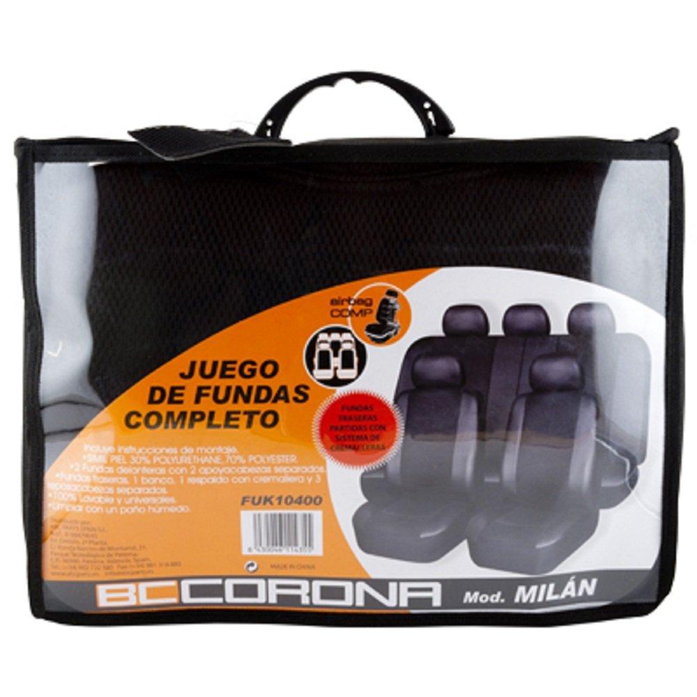 BC Corona FUK10400 Milan Juego de Fundas