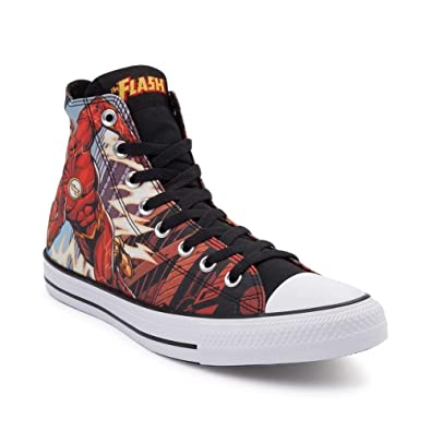 Converse Chuck Taylor All Star Hi Dc Comics Harley Quinn Sneaker