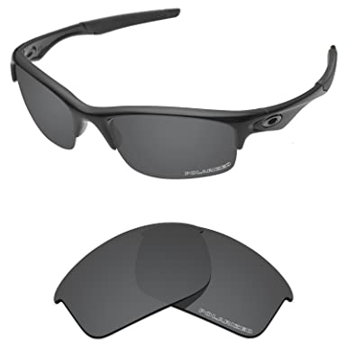 0ee61e39684 Tintart Performance Lenses Compatible with Oakley Bottle Rocket Polarized  Etched-Carbon Black