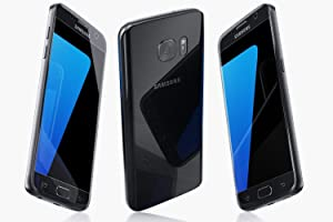 Samsung Galaxy S7 G930A AT&T Unlocked GSM 32GB - Black (Renewed)