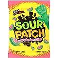 Sour Patch Watermelon Peg Bag Candy, 4 Ounce