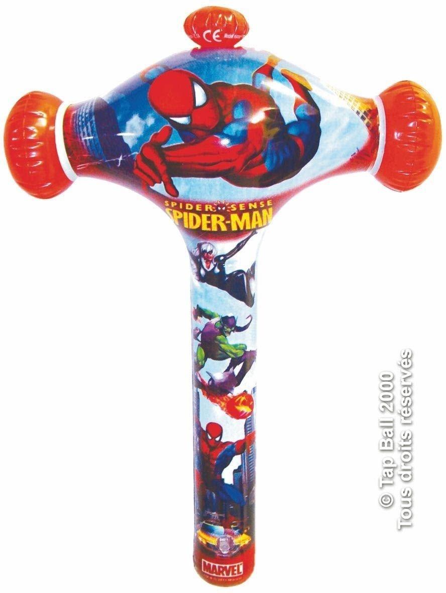 Juego Mazo Hinchable Spiderman 70 cm: Amazon.es: Juguetes y juegos
