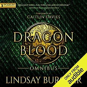 Dragon Blood - Omnibus Hörbuch