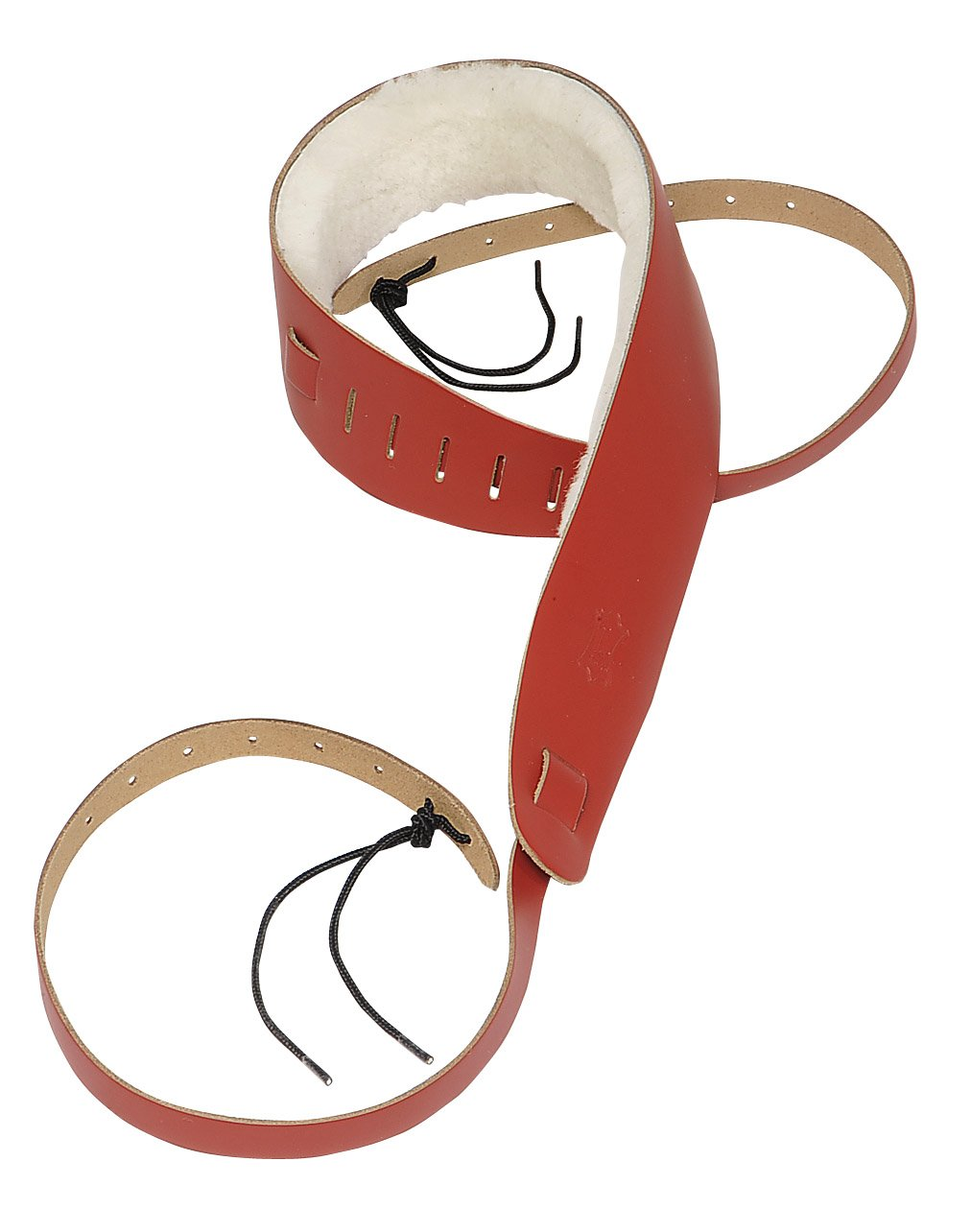 Levy's Leathers PM14-BRG Leather Banjo Cradle Strap, Burgundy Levy' s Leathers