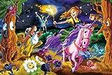 Cobble Hill Mystical World, 36-Piece