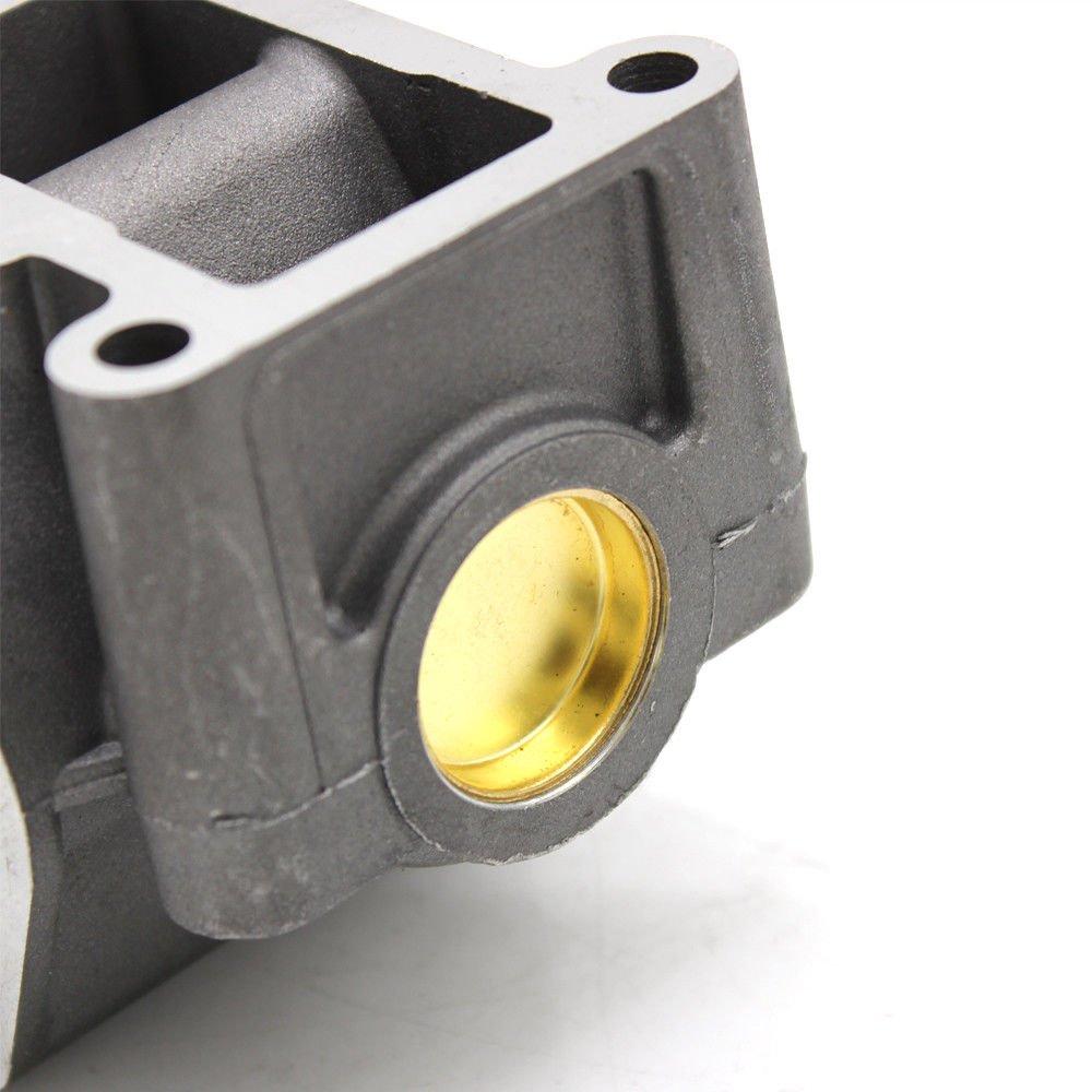 V/álvula solenoide el/éctrica AGR de 12 V para Opel Astra H Alfa Romeo OEM dise/ño