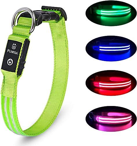 PcEoTllar-LED-Hundehalsband