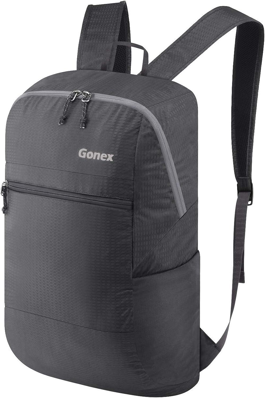 Lightweight Daypack Gonex 30L Packable Backpack
