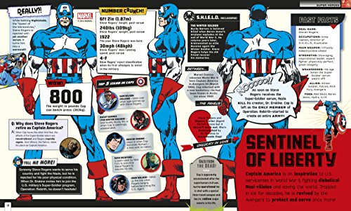 Marvel Absolutely Everything You Need to Know Hardcover – August 2, 2016
