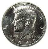 #10: 1965 P 40% Silver Kennedy Half Dollar 50¢ Brilliant Uncirculated