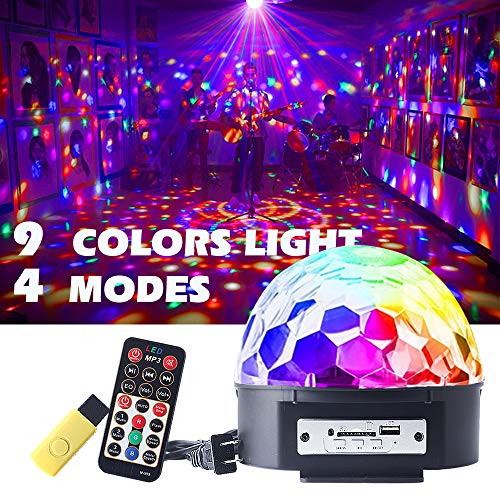 Small Led Disco Lights in US - 7