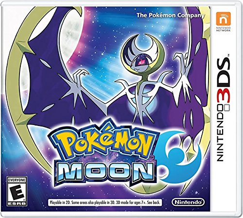 Pokémon Moon - Nintendo 3DS -