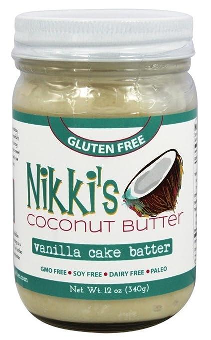 Nikki's Coconut Butter