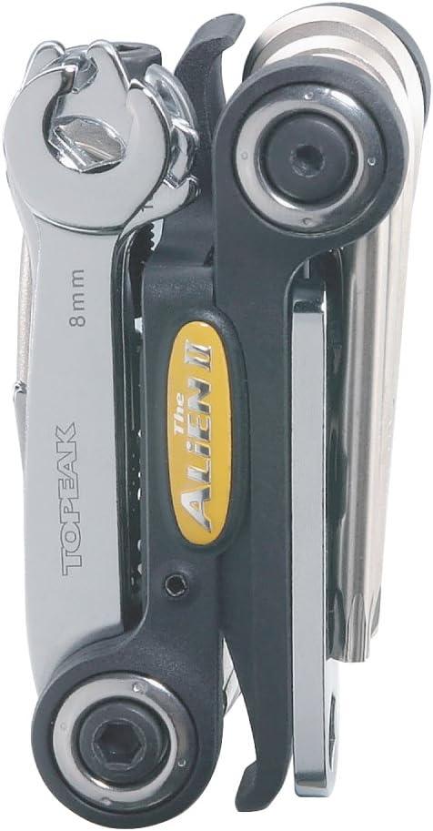 Topeak TT2353 Alien 2 II Function Multi Bike Tool with Chain Breaker Torx Hex