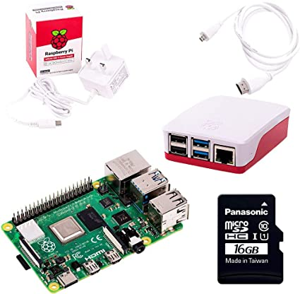 The PI Hut Cargador para Raspberry Pi (Micro USB, 5 V