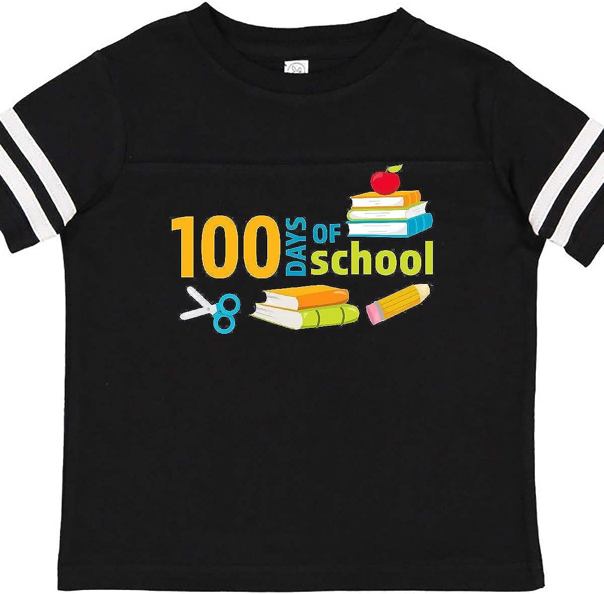 Inktastic 100 Days von School für Teachers und Students Toddler T-Shirt