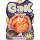 Nickelodeon Gak In The Dark - Fireball