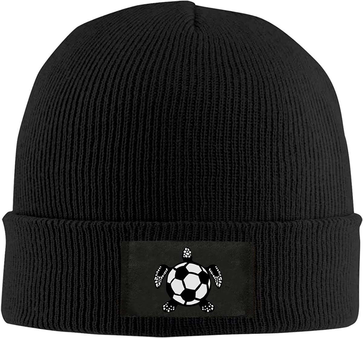 Soccer Sea Turtle 3 Daily Knitted Caps Beanies Hats Mens Women