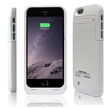 mini kitty Funda Batería iPhone 6s 6 3500mah Funda ...