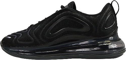 Amazon.com: Nike Air Max 720 GS negro/negro AQ3196-006: Shoes