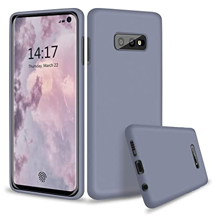 Amazon.com: Abitku Galaxy S10 Lite Funda de silicona ...