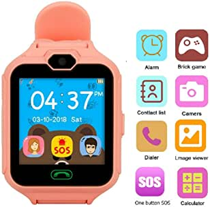 Hangang Teléfono Inteligente Juego Relojes Pantalla Táctil