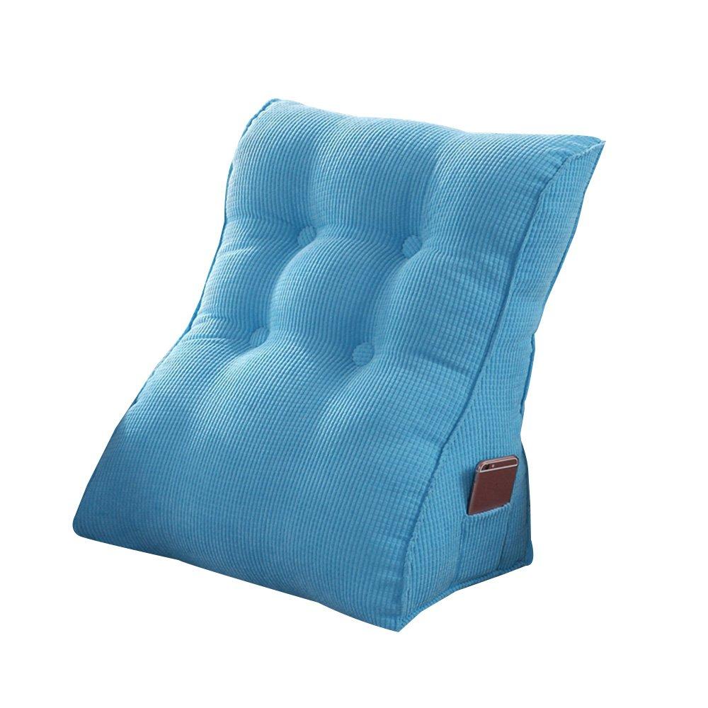 Cuscino per Il Cuscino del Cuscino per la Sedia da Ufficio Cuscino per Il Cuscino del Cuscino per L'Ufficio. Cuscino per Il Cuscino del Divano. può Essere Lavato (colore    2, Dimensioni   45  55cm)