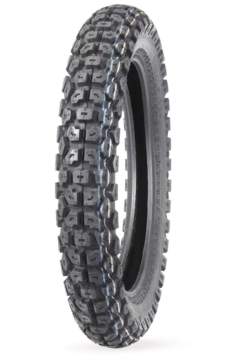IRC GP-1 DUAL SPORT 80 ON/20 OFF TIRE REAR 3.50-18 56L IRC096
