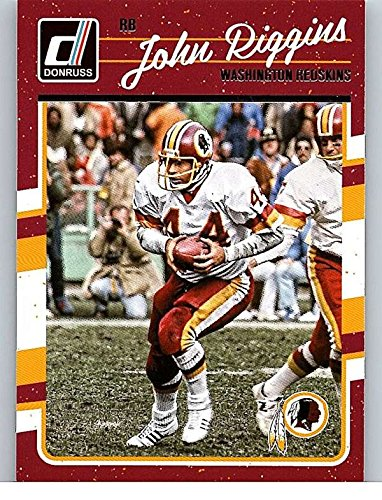 John Riggins Nfl (Football NFL 2016 Donruss #299 John Riggins Redskins)
