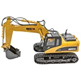 Inkach RC Excavator Toys, Remote Control