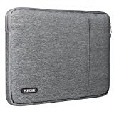 PUREBOX Laptop Sleeve for 13 Inch Late-2016 New MacBook Pro with Touch Bar / 12.9 Inch iPad Pro, Spill-Resistant, Shockproof Case Bag Cover, Grey