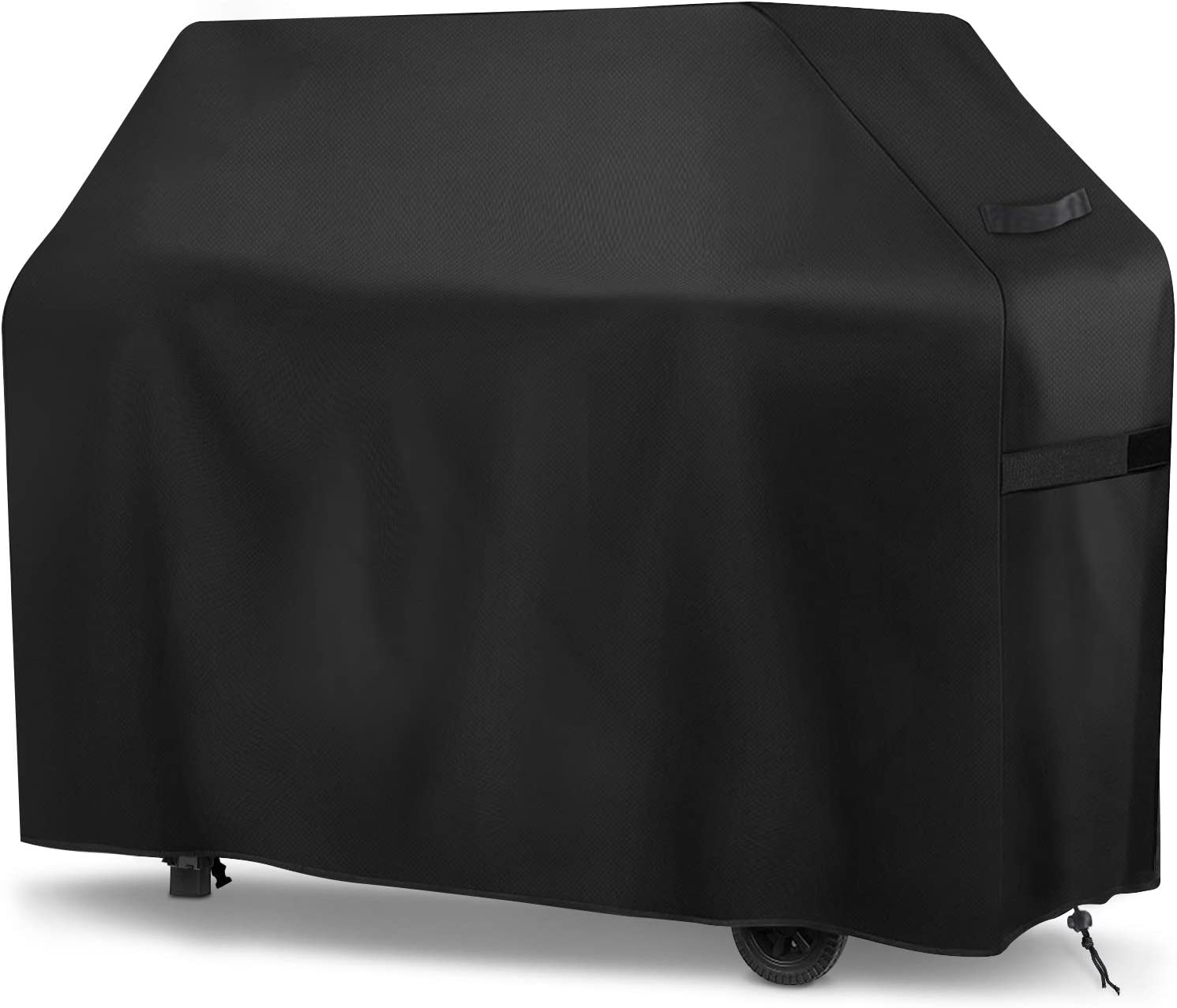 NASUM Grill Cover, 31-inch Waterproof Heavy Duty Gas Grill Covers, 600D BBQ Cover for Barbeque Grill of Weber, Brinkmann, Char-Broil, Jenn Air and Holland (31