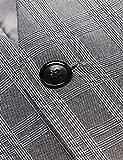 COOFANDY Men's Business Suit Vest,Slim Fit Skinny