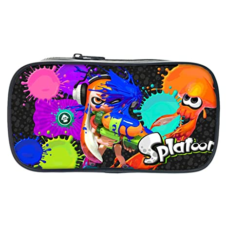 Amazon.com: Estuches de lápices Splatoon personalidad ...