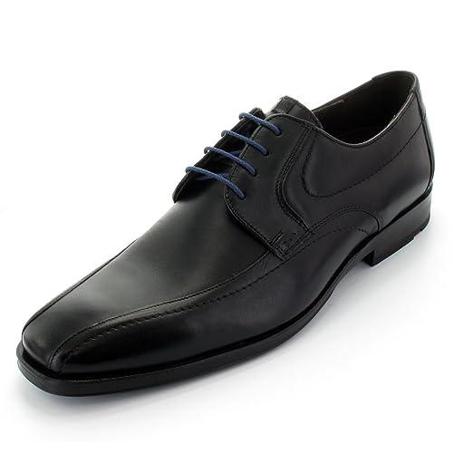 LLOYD 24 598 20 Glennon Noir Business Chaussures à Lacets