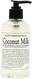product image for B. Witching Bath Co. Coconut Milk Moisturizing Liquid Cleanser - 8 oz.