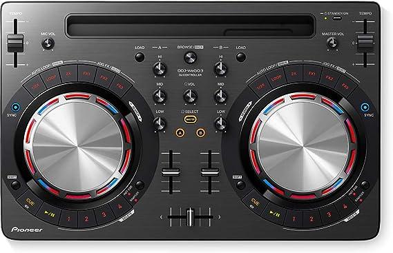 Pioneer DDJ-WEGO3-K Compact DJ